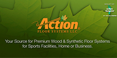 Action floors logo